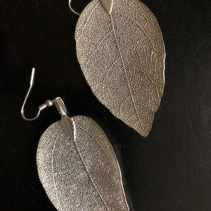 Jewelry - Earrings (leaves)...😀